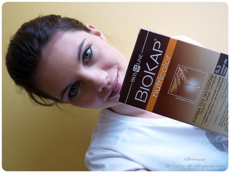 Ninnette Blog Apteczne Farbowanie Czyli Biokap Nutricolor
