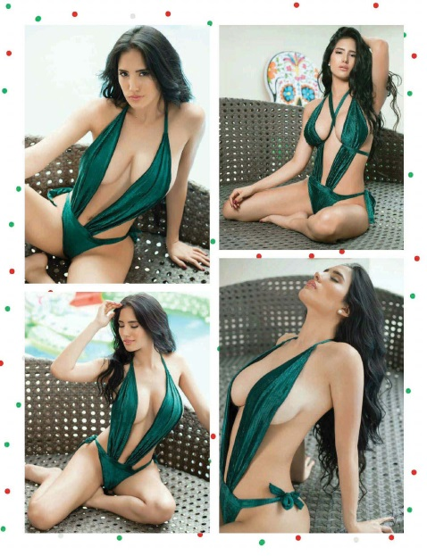 Stephany Escalona Revista H Septiembre 2018 [FOTOS- PDF]-018 sexy