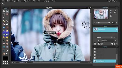 Photoshop Online miễn phí