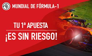 sportium GP Australia F1 Apuesta Sin Riesgo 25 marzo