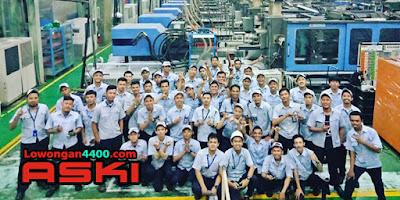 Lowongan Kerja PT. ASKI Astra Komponen Indonesia Citeureup Bogor