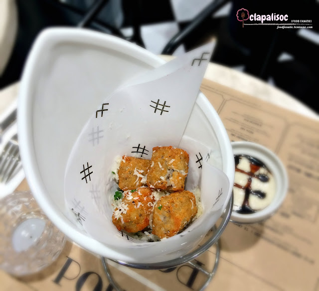 Truffle Risotto Tater Tots from Pound MegaMall