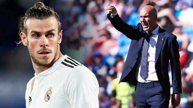 زيدان يقرر رحيل كاريس بيل عن ريال مدريد مدريد