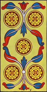 le cinq de denier