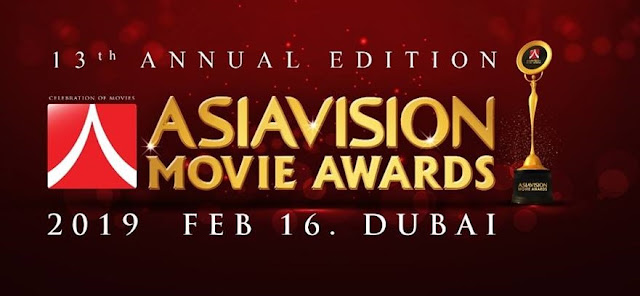 Asiavision Movie Awards 2018 Winners