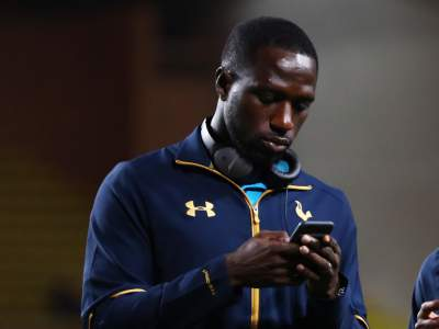 Sissoko - My future is at Spurs
