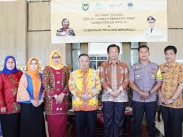 Nopian Andusti Apresiasi Pembentukan Satgas Perlindungan Perempuan dan Anak di Bengkulu