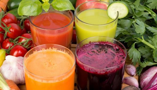 Enam Jenis Jus Yang Baik Untuk Kesehatan Bila Dikonsumsi Secara Rutin