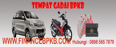 Dana tunai bpkb mobil dan motor di Bandung