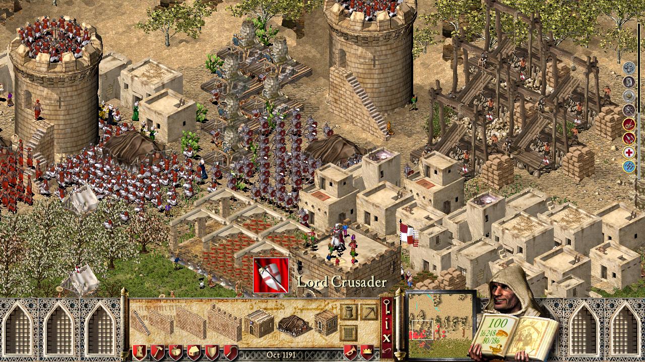 Download Game Stronghold Crusader 1