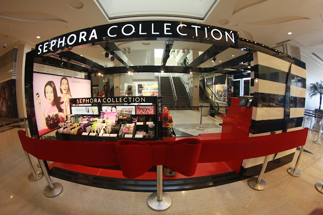 PopUp Sephora Collection no Conjunto Nacional