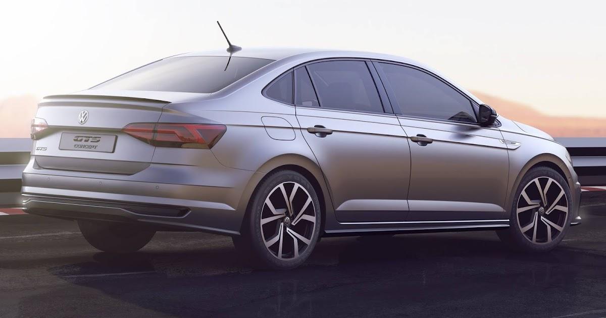 Volkswagen Of America >> VW Polo e Virtus GTS confirmados para 2019 - lançamento ...
