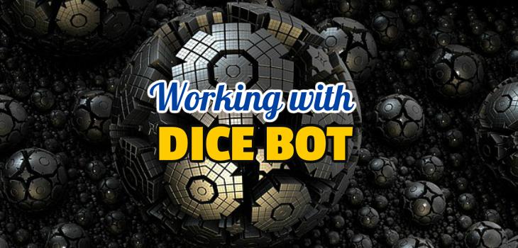 Using dice bot for complex strategies  - Smart Gambling Edge