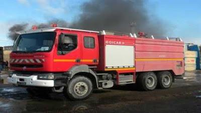 البحيرة, سيارات الاطفاء, الحرائق,