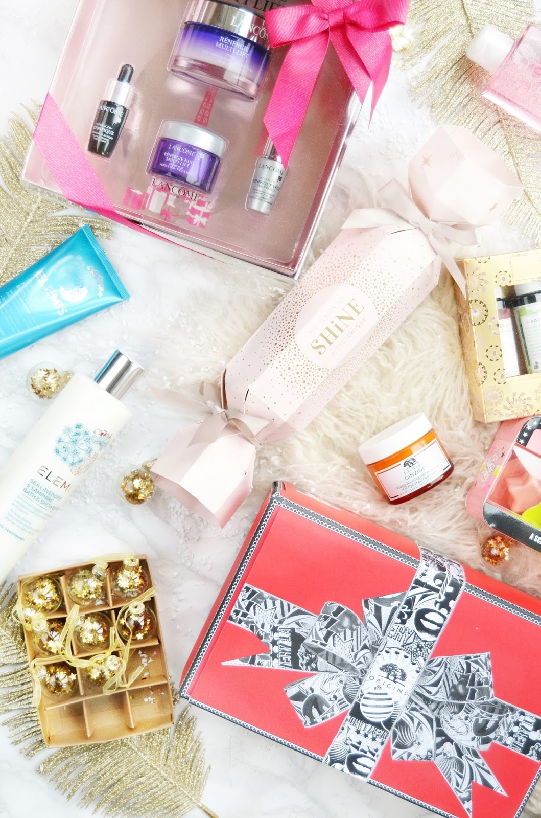 for my final instalment of this years christmas gift guide i thought i would share a few skincare and body care gifts the latter being pretty easy to buy
