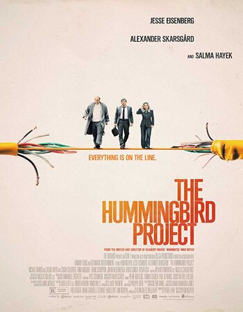 The Hummingbird Project (2018) English 480p HDRip 300MB ESubs Movie Download