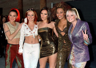 Singer Robbie Williams slept with 4 spice girls