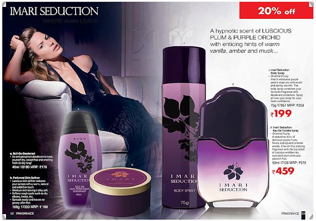 Avon+Imari+Seduction+Luxerious+Skin+Softener+Review
