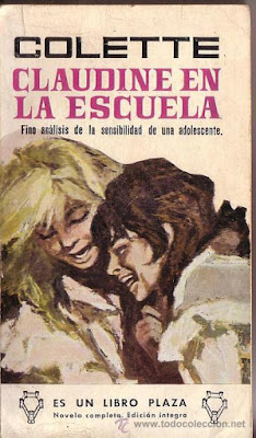 Colette - Claudine - Willy - Lo que la Cultura me dejo - Beatriz Castellón
