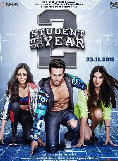 Student of the Year 2 2019 Full Hindi Movie Free Download