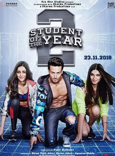 Student of the Year 2 (2019) Hindi Movie Pre-DVDRip | 720p | 480p