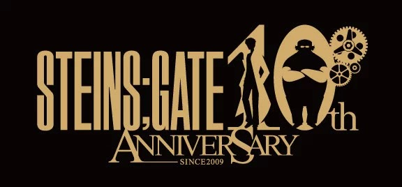 Game Steins;Gate, Waralaba Anime Mempersiapkan Anniversary ke 10