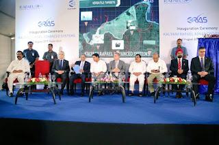 Kalyani Rafael Membuka Pabrik Manufaktur Rudal di India