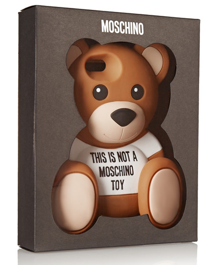 moschino this is not a toy