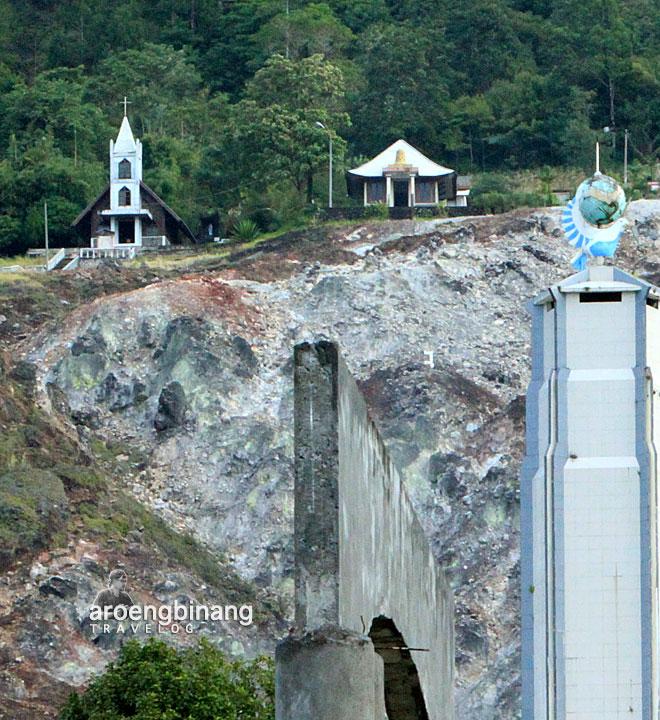 gereja masjid vihara bukit kasih minahasa sulawesi utara