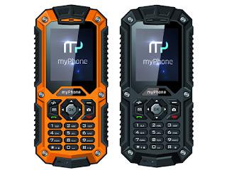 Telefon myPhone Hammer z Biedronki