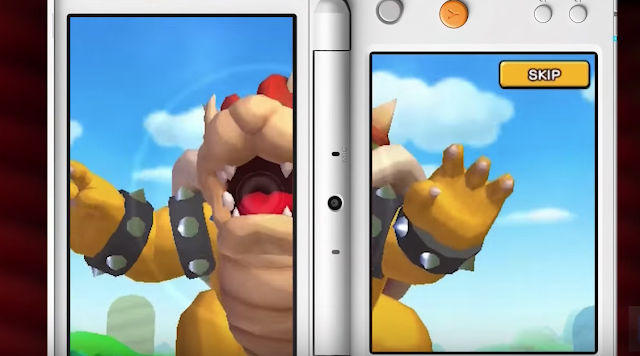 Mario & Luigi: Bowser's Inside Story + Bowser Jr.'s Journey llega a Nintendo 3DS