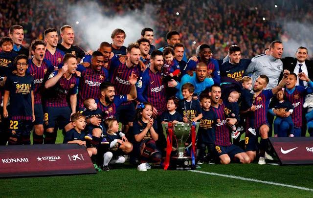 Rela demi Dapatkan Griezmann dan De Light, Barcelona Akan Jual 9 Pemain ini ??