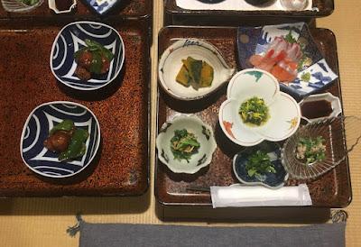 宝巌堂の夕食その2
