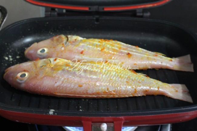 Ikan Bakar Azie Kitchen