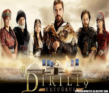 TV Episode Updates: Dirilis Drama