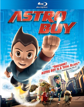 Astro Boy 2009 Dual Audio Hindi 720p BluRay 800mb