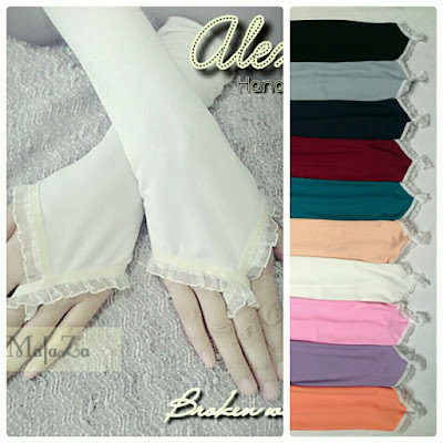 Handsock/Manset Cincin / Ring Renda