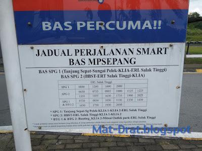 Bas Percuma ke KLIA / KLIA2 - Bas Selangorku