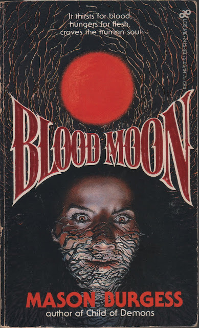 Blood Moon by Mason Burgess