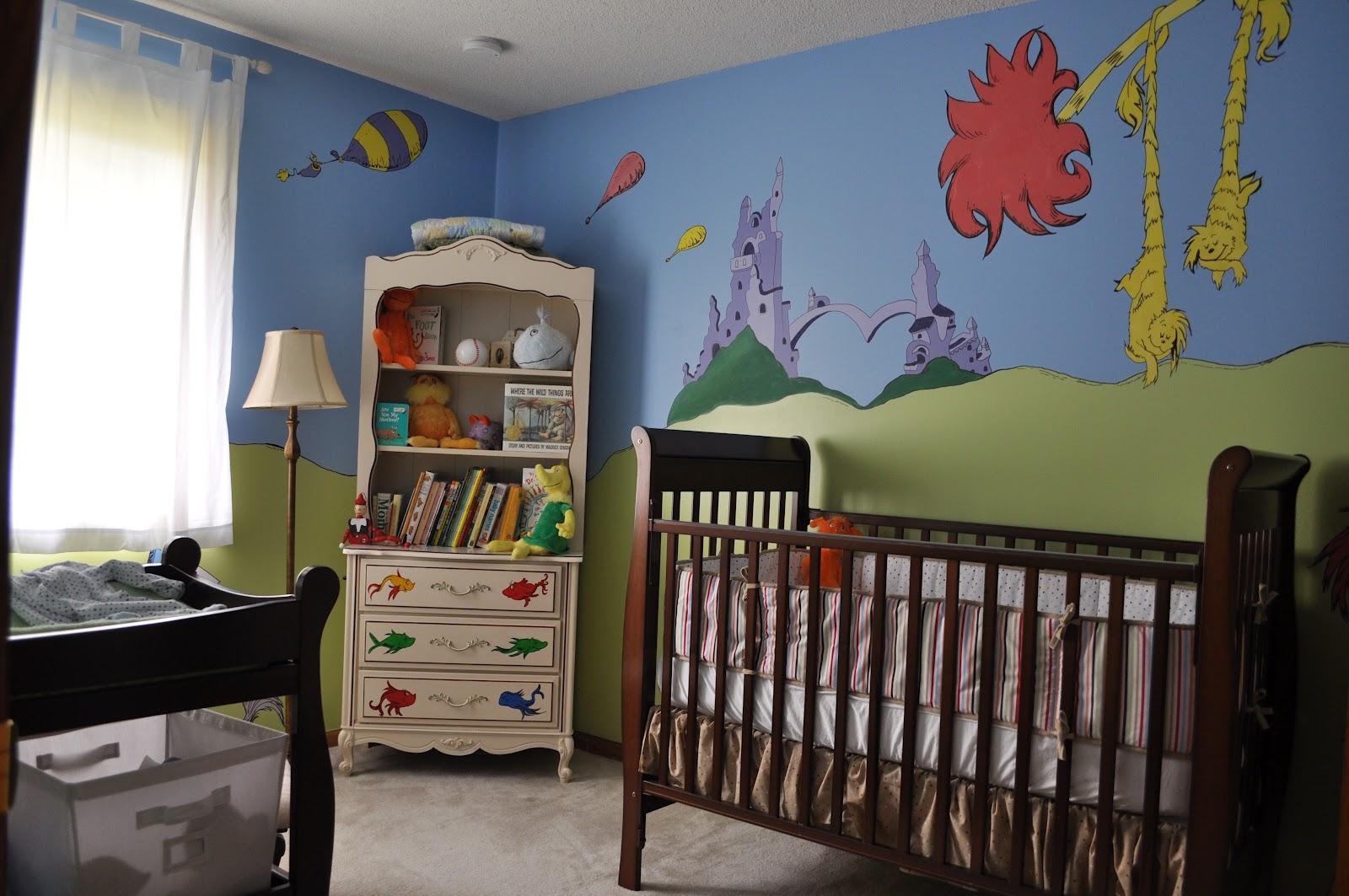 Jessie Decorsey Fine Arts Amp Photography Dr Seuss Nursery