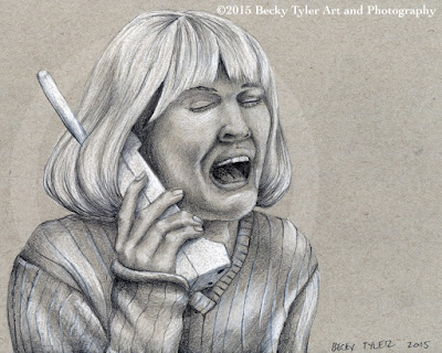 Drew Barrymore, Scream