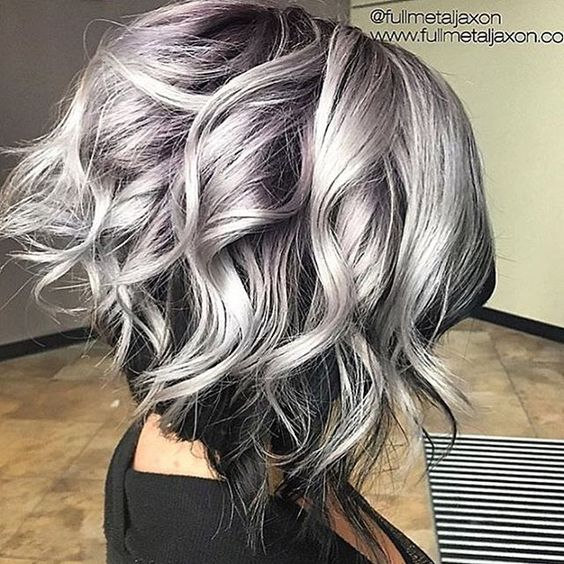 The Shocking Granny Hair Trend Hairstylo