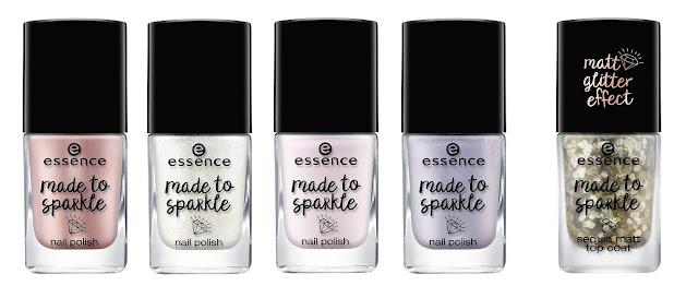 essence made to sparkle