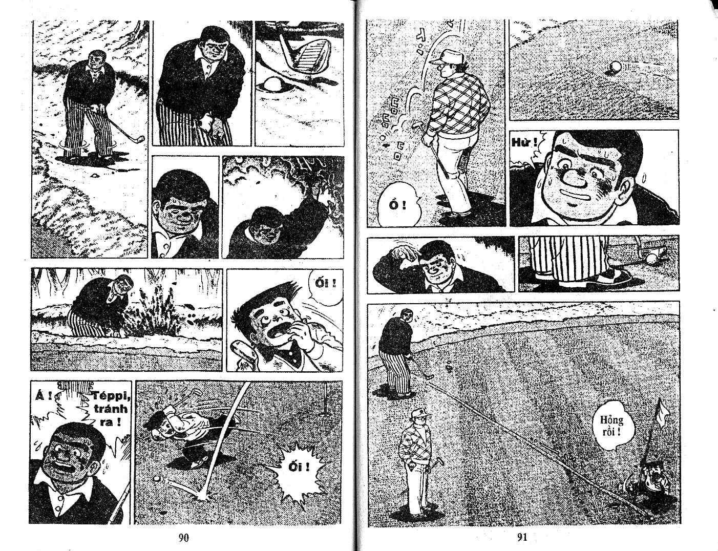 Ashita Tenki ni Naare chapter 18 trang 43