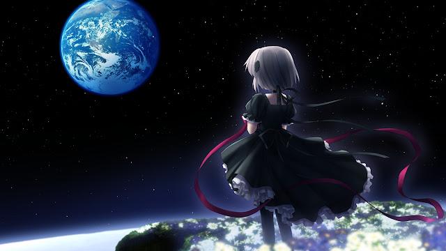 Resultado de imagem para garota da lua