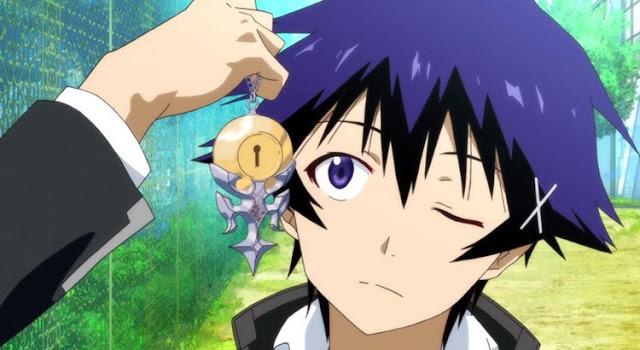 Anime Terbaik Winter 2014 - Nisekoi
