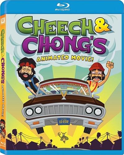 Cheech & Chong's Animated Movie 1080p HD Latino