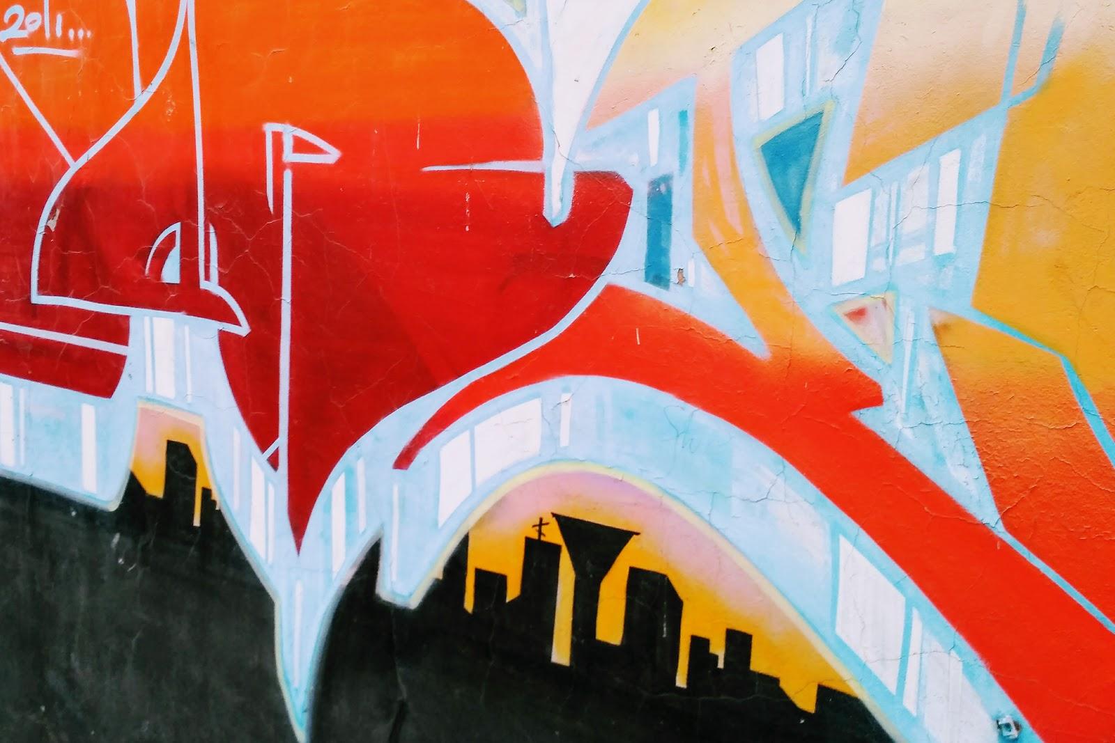 Lubin mural rynek