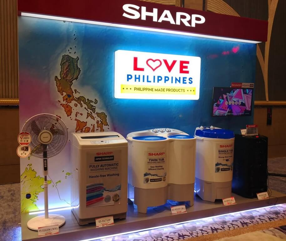 Sharp Philippine Made Products