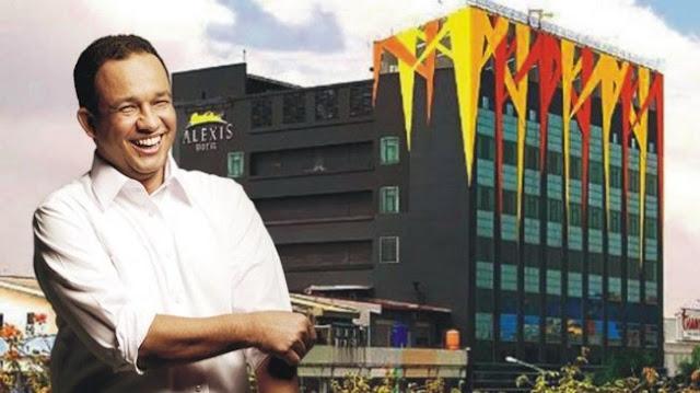 Alhamdulillah, Gubernur Anies Resmi Tutup Alexis